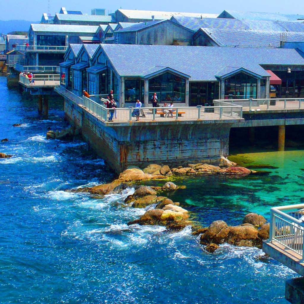 Monterey California Union Event
